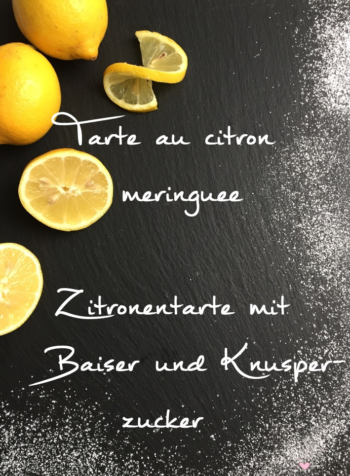 Tarte au Citron - Startbild